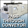 Pass Through Conveyor Parts Washers