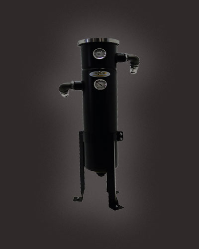 Parts Washer Waste Water Filtration System